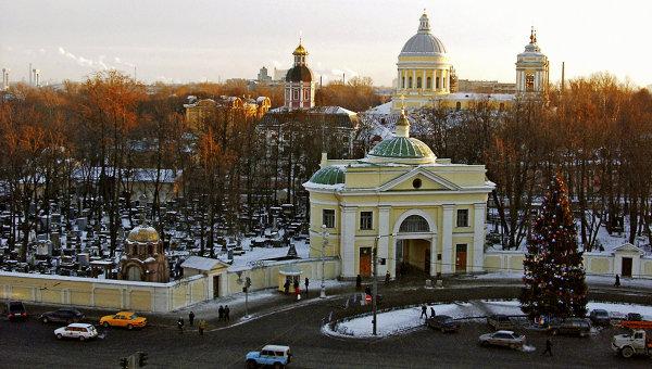 Святыни Петербурга