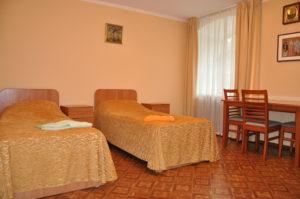 Гостиница при Александро-Невской Лавре