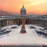 рождественские каникулы в Петербурге